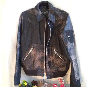 🏍Harley Davidson Women's Motorcycle Jacket Leathe